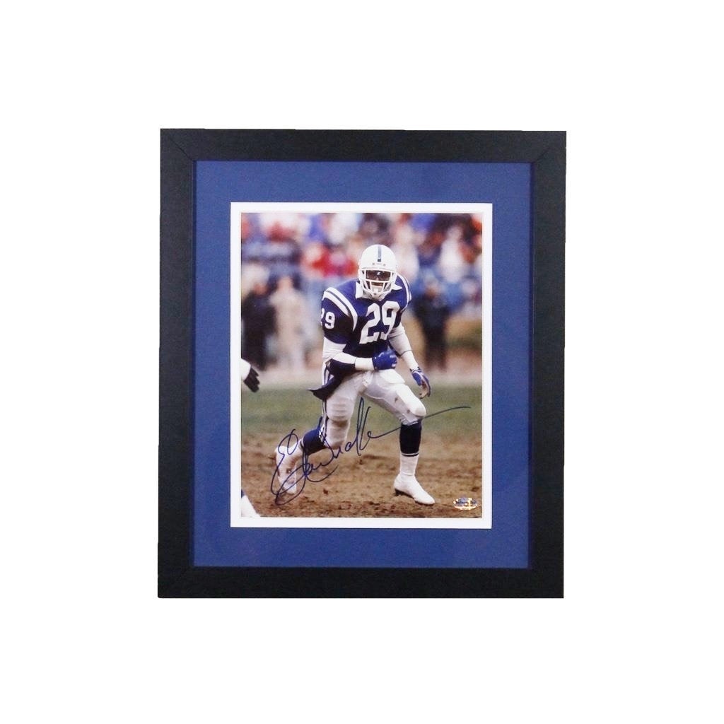 Eric Dickerson Indianapolis Colts Autographed Framed 8x10