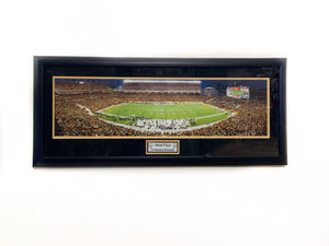 Pittsburgh Steelers Heinz Field Basic Framed Panoramic