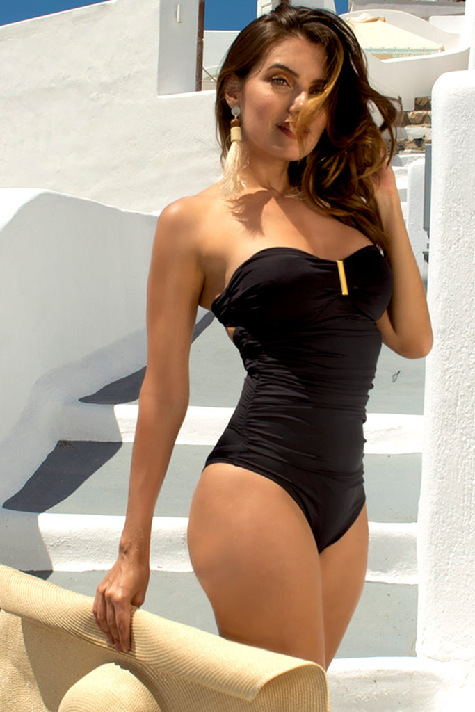 Santorini One-piece Swimwear - Bia Ullman