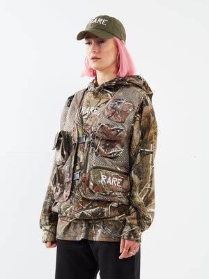 Keep In Line Camo Utility Vest