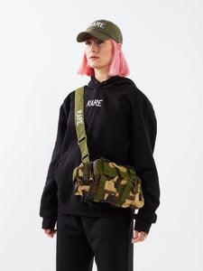 Combat Ready Camo Shoulder Bag