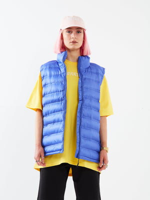 Dream Big Blue Gilet