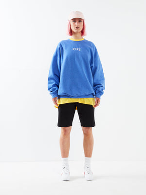 Daisy Chain Blue Jumper