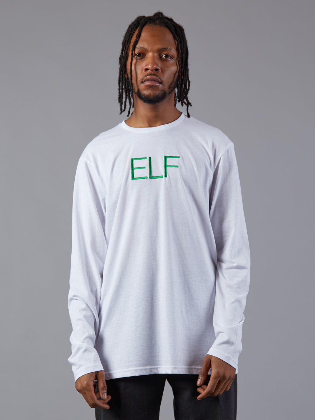CustomRare ELF Long Sleeve Tee