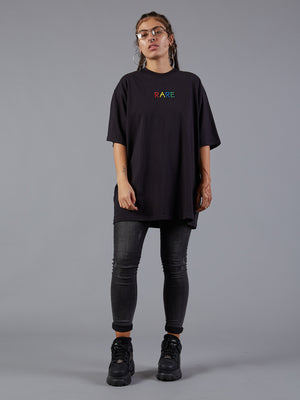 Keep It Simple Black Tee