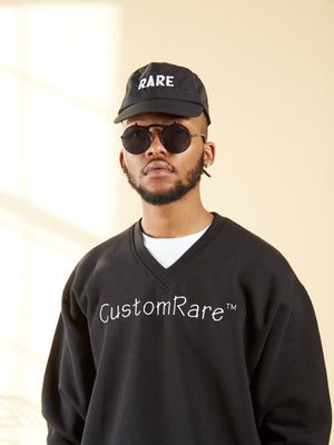 Open Season Black Rare Jumper