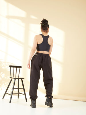 Born To Run High Waist Joggers