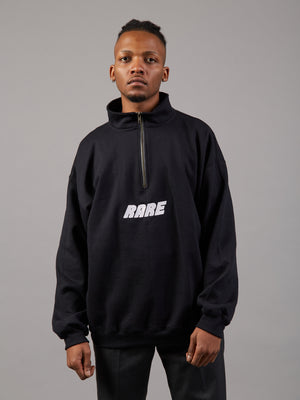 A Load of Bull Oversized 1/4 Zip Jumper