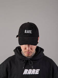 Not Today Rare Black Logo Hat