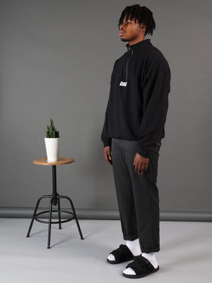 Dark Web 1/4 Zip Jumper