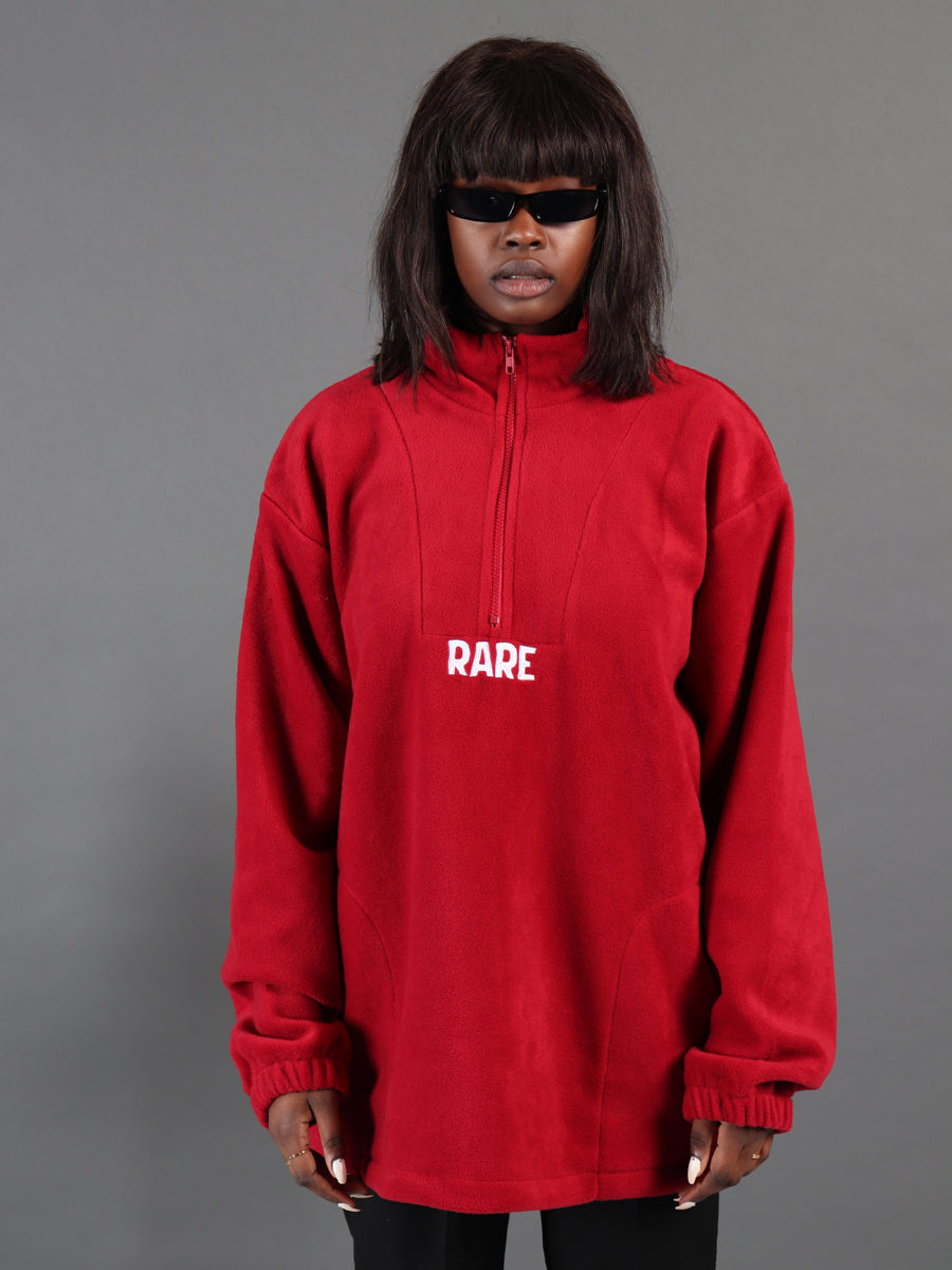 Dark Queen Red Fleece