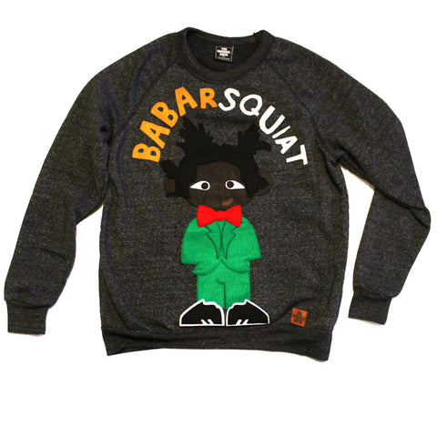 BABARSQUIAT SWEATSHIRT