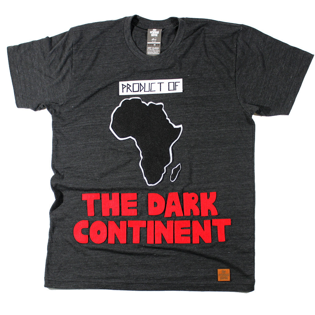 THE DARK CONTINENT