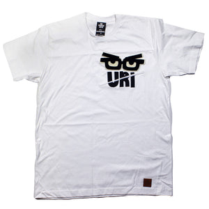 URI STRIKES T-SHIRT WHITE