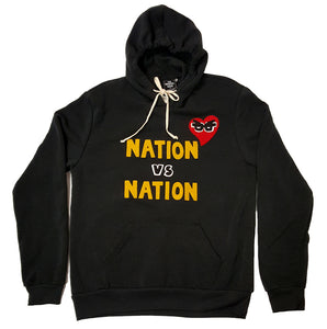 Nation Vs Nation Hoodie