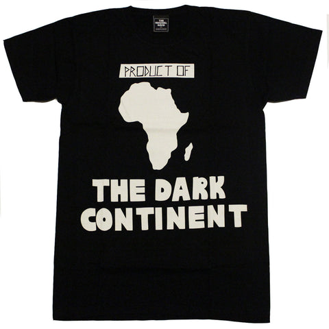 The Dark Continent Soft Print T-shirt
