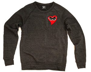 Beloved Sweatshirt Charcoal