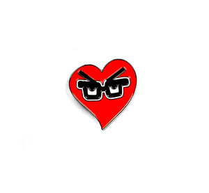 Beloved Heart Pin