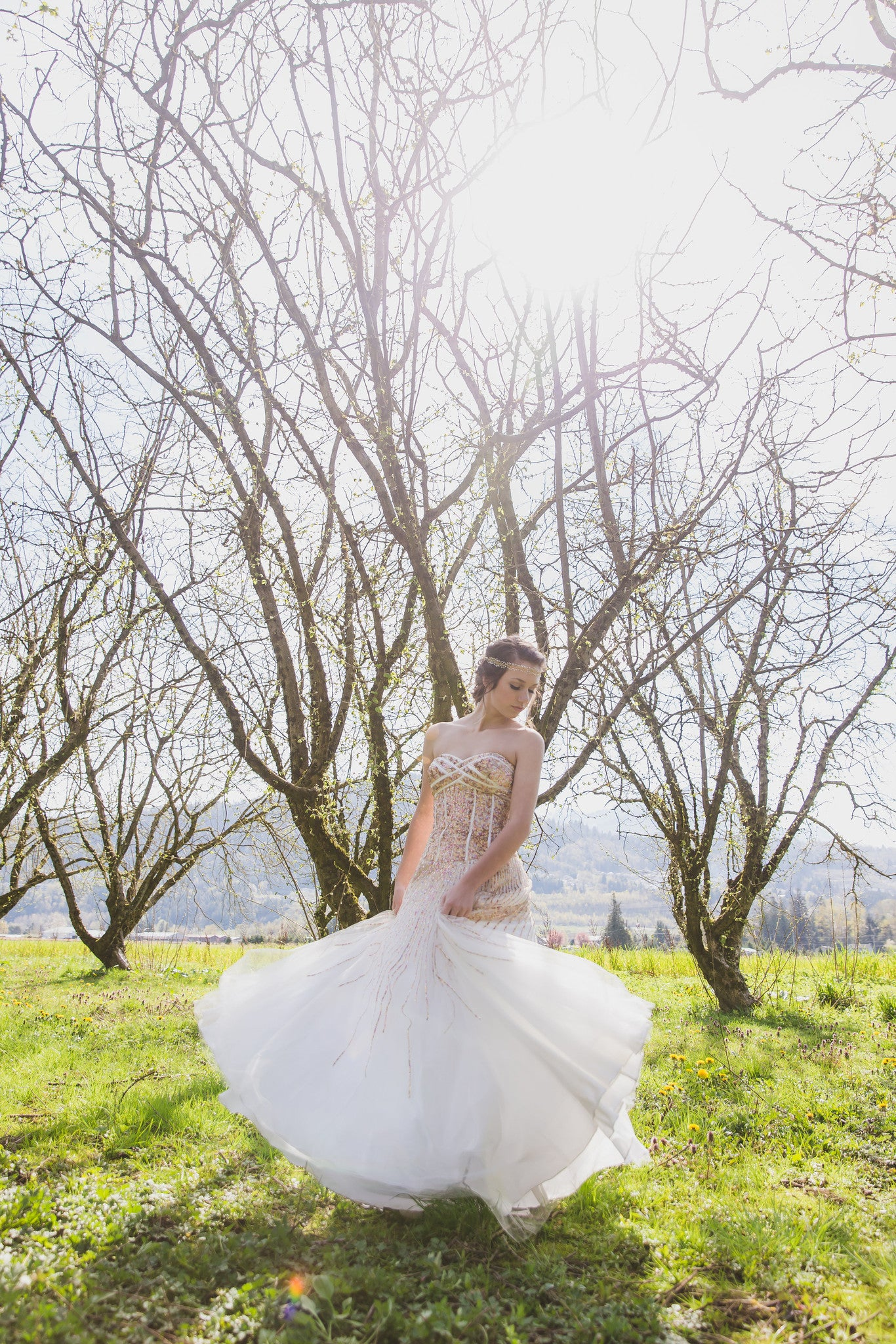 Fall 2016 Bridal Collection & Styled Shoot - Chilliwack, BC