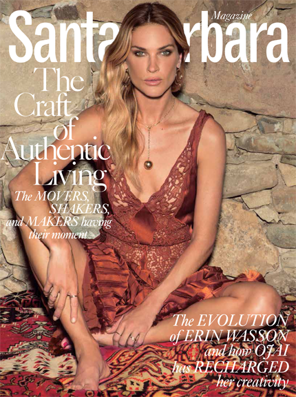 SANTA BARBARA MAGAZINE - FALL 16
