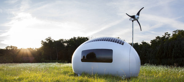 Meet Ecocapsule - A Sustainable Off-Grid Micro Home