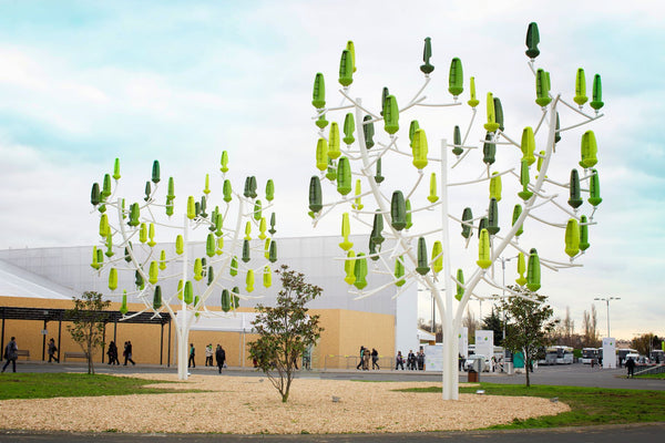 The Wind Tree - A Backyard Suitable Wind Turbine