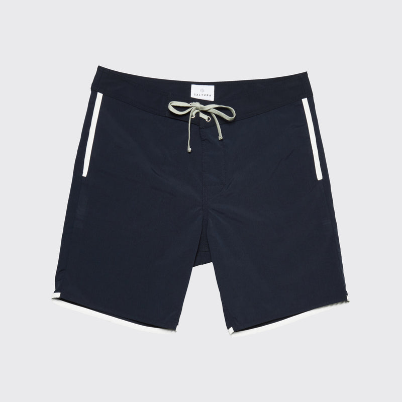 CASINO SWIM SHORT - Blue