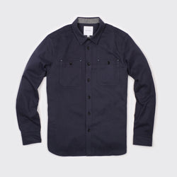 THE ELLWOOD - IN NAVY TWILL