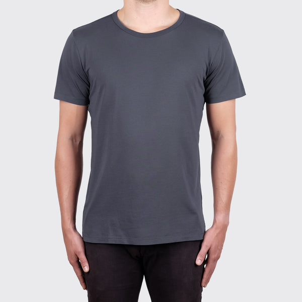 Foundation Tee - Slate