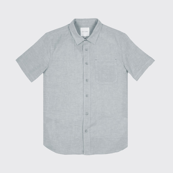 THE PARKER - IN PALE SKY HEMP/COTTON