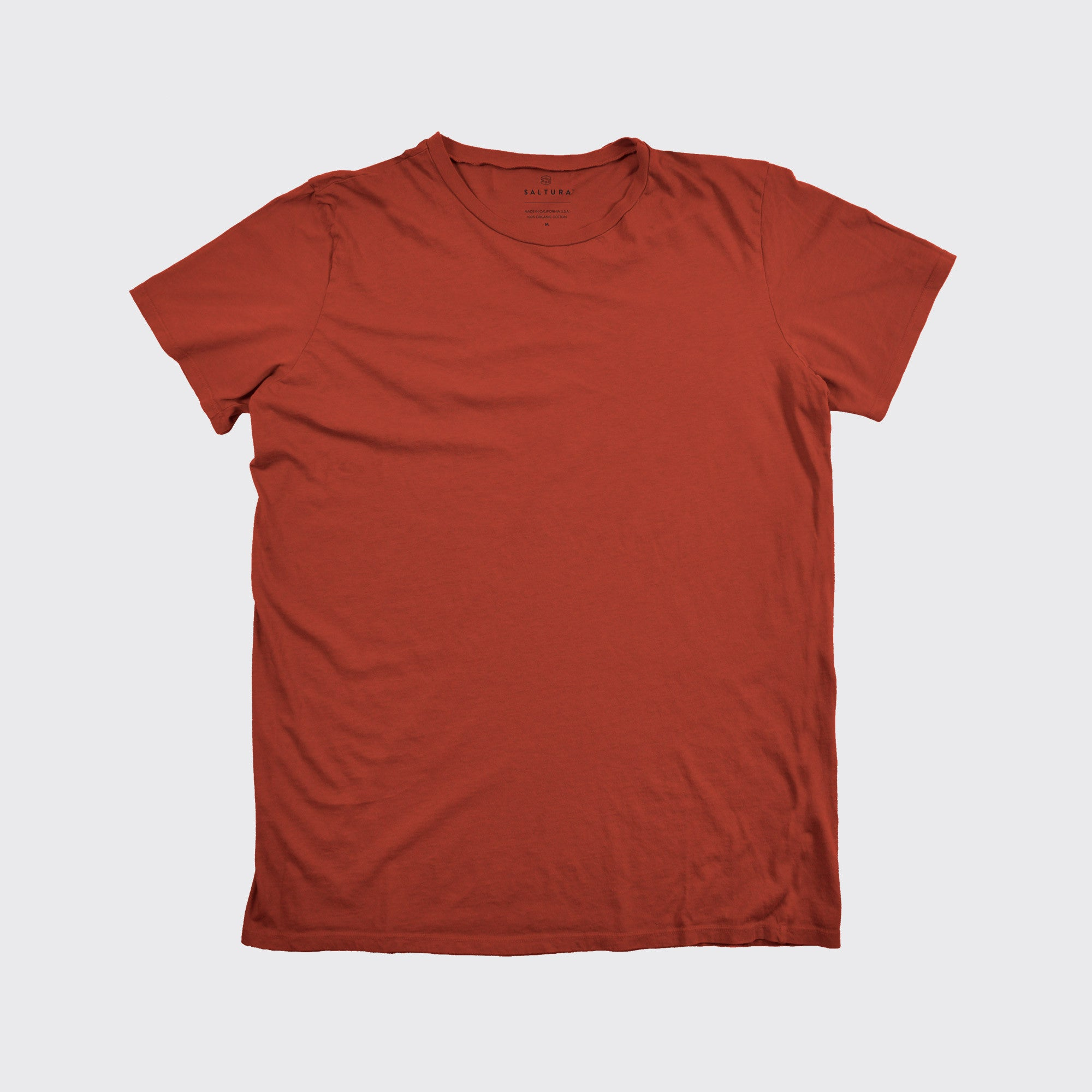 EVERYDAY TEE - Rust