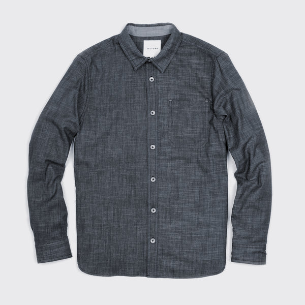 THE QUINCY - IN DARK CHAMBRAY