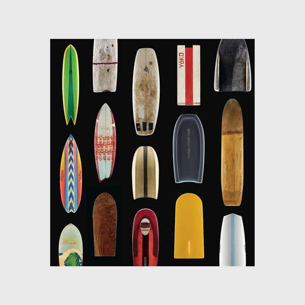 Surf Craft: Design and the Culture of Board Riding - by Richard Kenvin