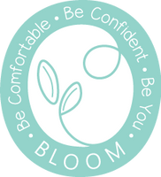 BLOOM by Girl Gotch, logo, comfortable underwear