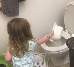 Potty Training Independence