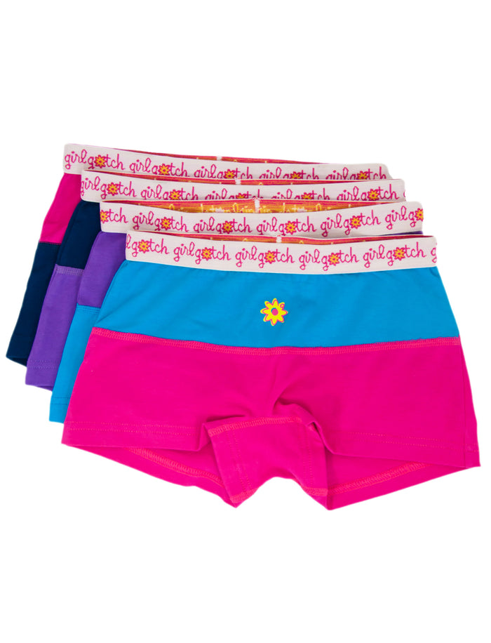 Sporty Boxers Size 10 & 12