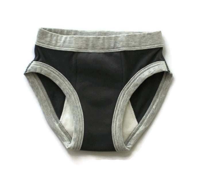 Potty Training Underwear Charcoal