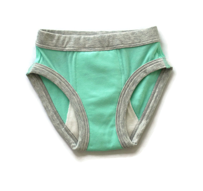 Potty Training Underwear Mint
