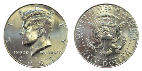 Expanded Shell Coin (Half Dollar)