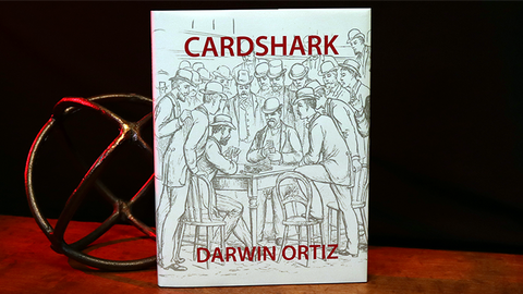 Cardshark by Darwin Ortiz - Playing Cards and Magic Tricks - 52Kards