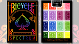 Spectrum Deck - Playing Cards and Magic Tricks - 52Kards