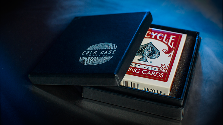 Cold Case - Playing Cards and Magic Tricks - 52Kards