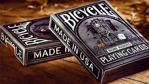 Bone Riders - Playing Cards and Magic Tricks - 52Kards