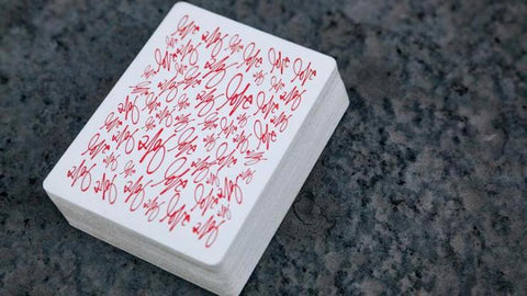 Love Me - Playing Cards and Magic Tricks - 52Kards