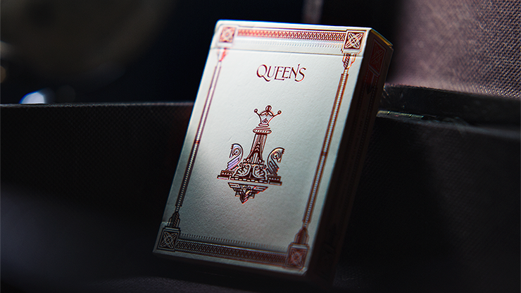 Queens - Playing Cards and Magic Tricks - 52Kards
