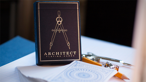 Architect - Playing Cards and Magic Tricks - 52Kards