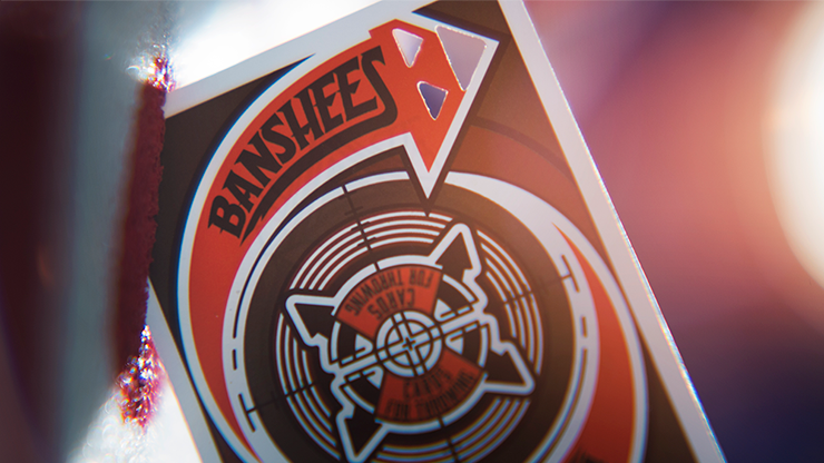 Banshees Advanced - Playing Cards and Magic Tricks - 52Kards