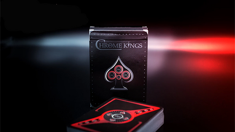 Chrome Kings - Playing Cards and Magic Tricks - 52Kards