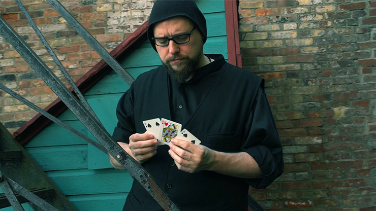 Stand Up Monte by Garrett Thomas - Playing Cards and Magic Tricks - 52Kards