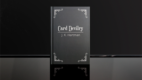 Card Devilry by J.K. Hartman - Playing Cards and Magic Tricks - 52Kards